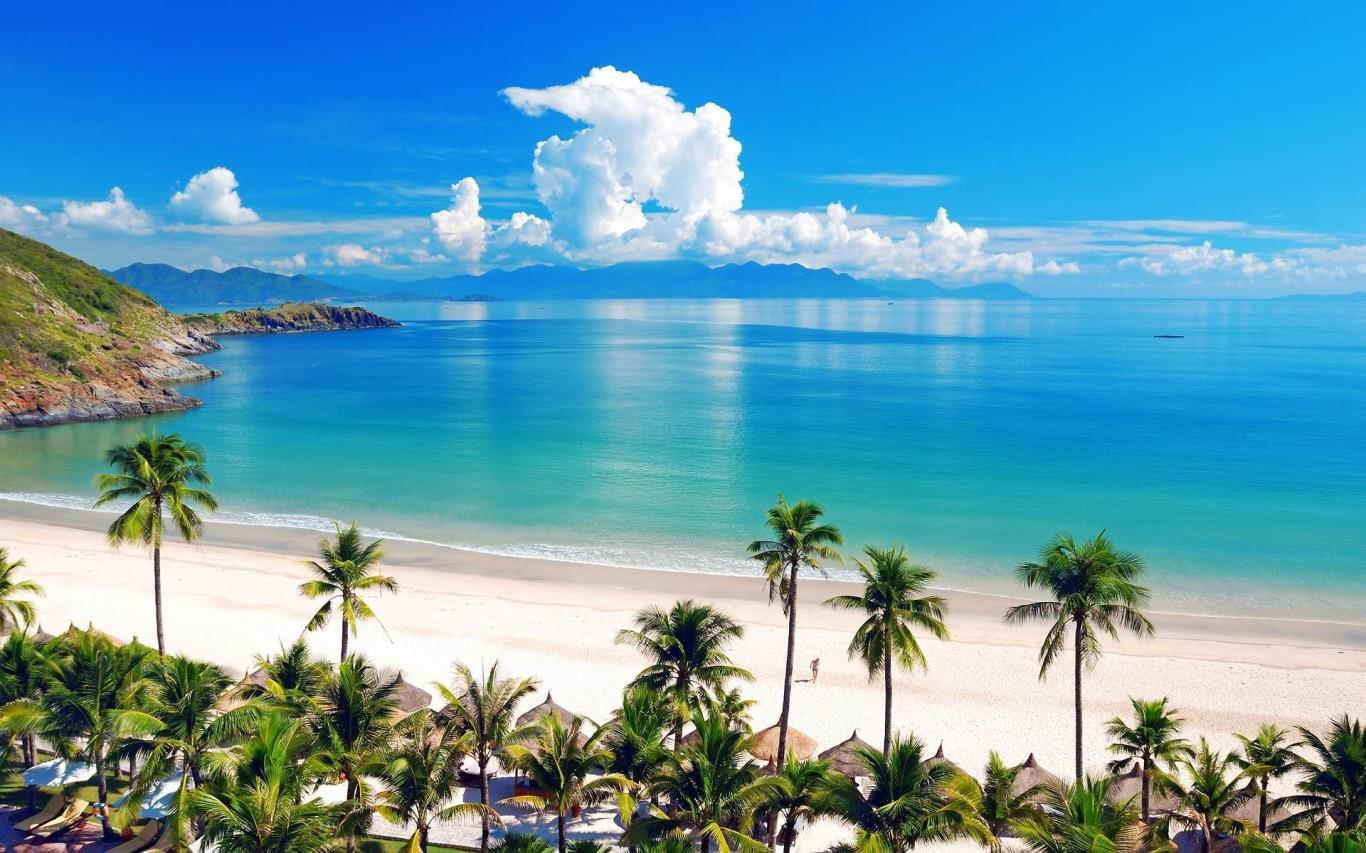 Nha Trang beach