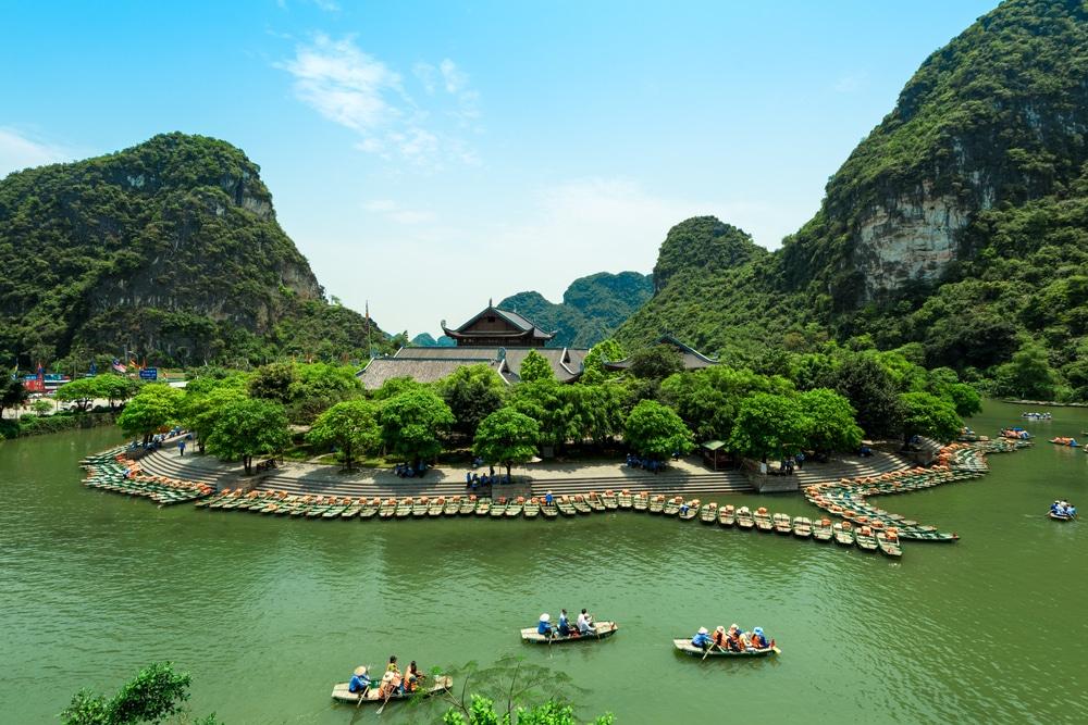 Ninh Binh, Bai Dinh, Trang An