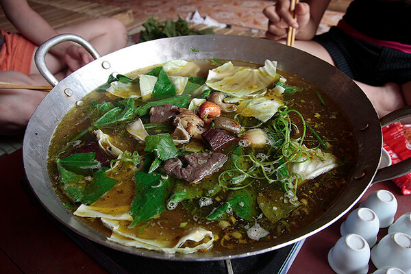 Thang Co (Horse Meat Hotpot) - the most famous H'Mong dishes in Sapa