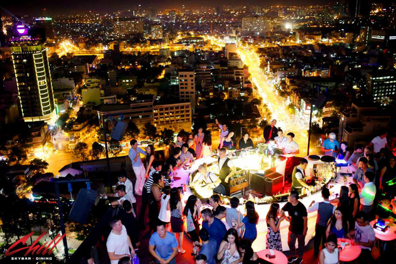 Top 6 Nightlife Experiences In Hochiminh City