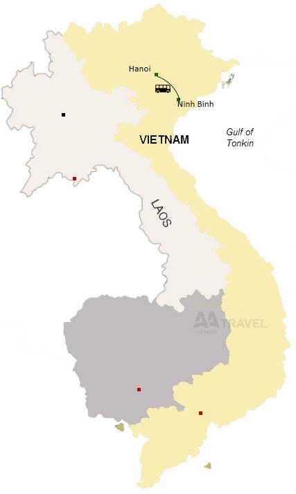Wonders of Northern Vietnam - Vietnam Grand Prix 2020