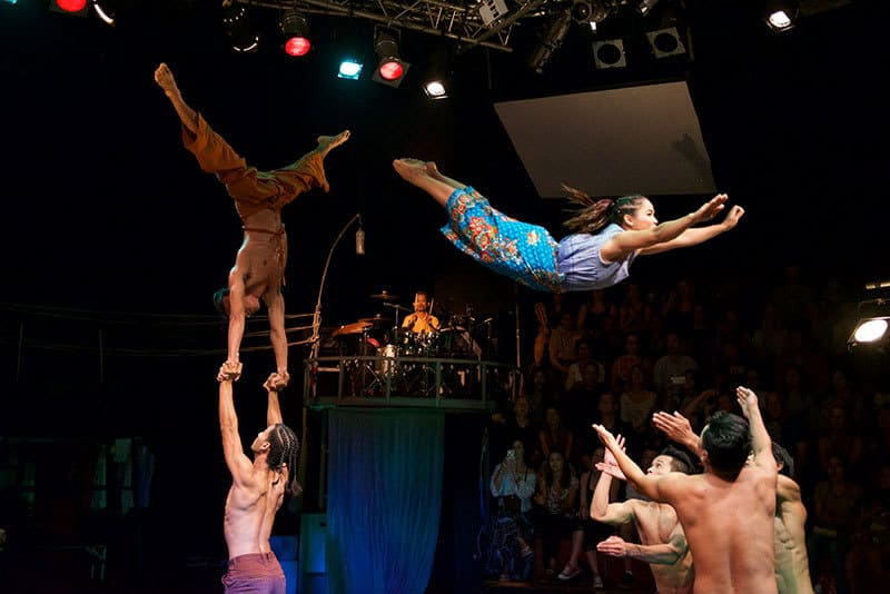 Siem Reap, Amazing performances are organized nightly at Phare.