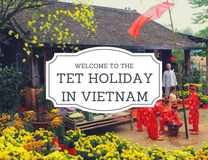 Tet holiday